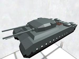 Landkreuzer P1000 Ratte 1/3