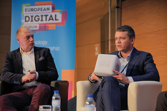 "Photo: Linnar Viik, co-founder and member of the board of Pocopay and associate professor and member of the board of Estonian Information Technology College, and Nikita Fahrenholz, co-founder and CEO of Book a Tiger and co-founder of Delivery Hero, one of four German ""unicorns"""