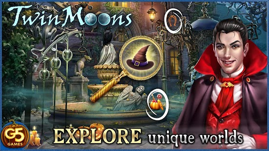 👻Twin Moons®: Object Finding Game- screenshot thumbnail