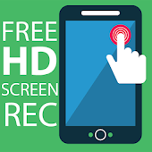 Simple HD Screen Recorder (No Root)