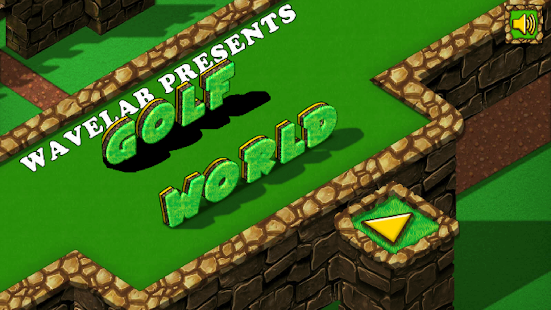 Golf World Mania- screenshot thumbnail