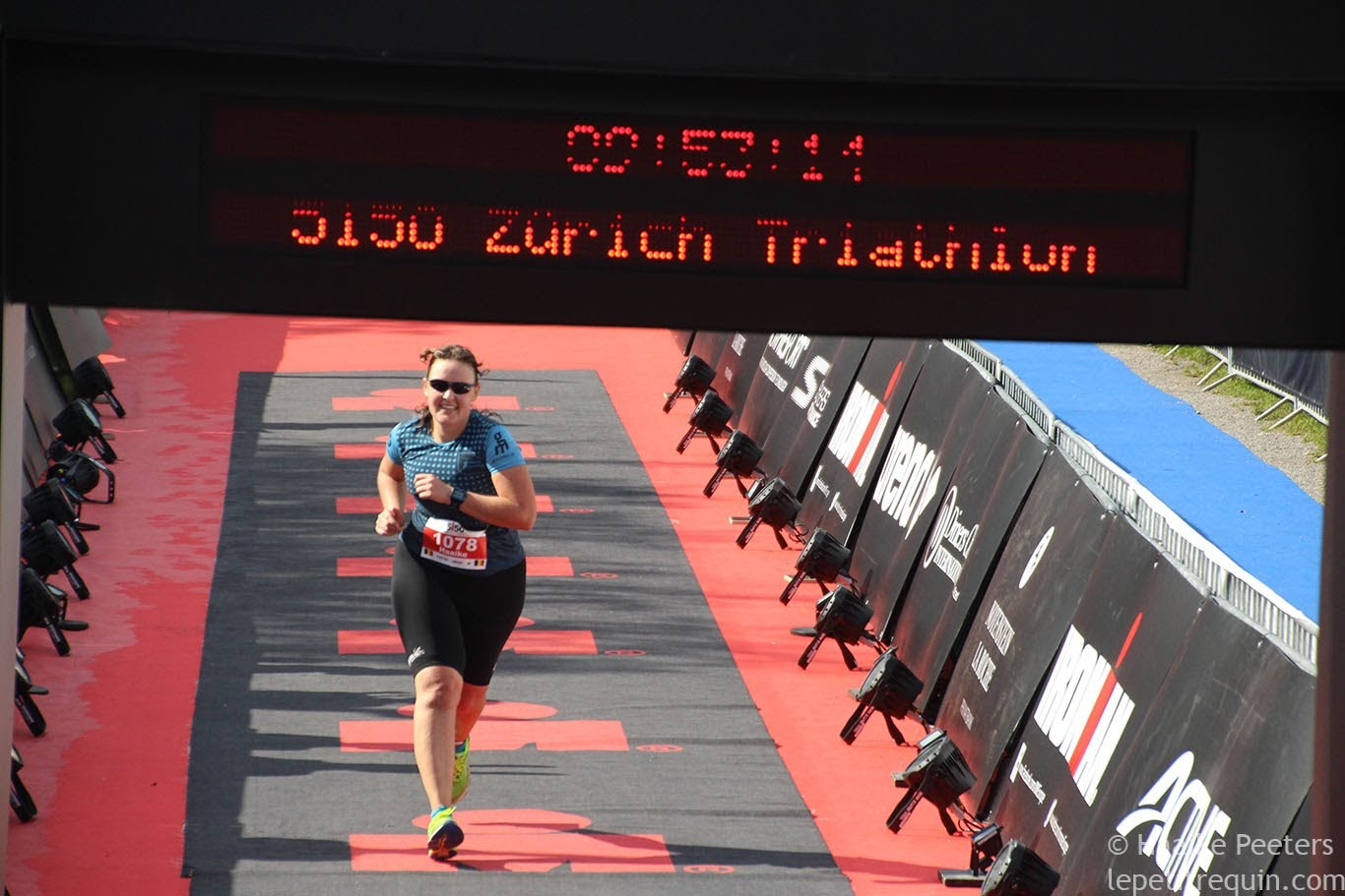 Zürich Triatlon (Le petit requin)