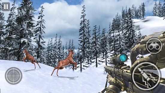 Animal Hunting Safari Sniper Jungle Shooting - náhled
