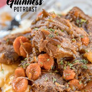 Slow Cooker Guinness Pot Roast.