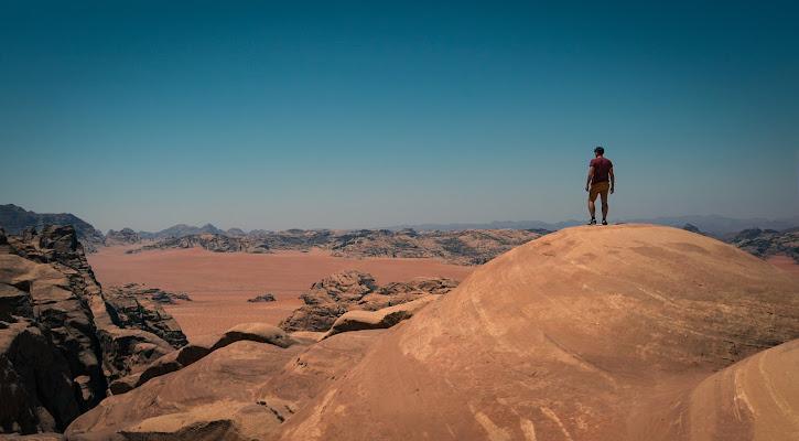 Da qualche parte su Marte di Giovanni Coste