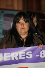 Photo: Huesca: 8M 2014 Fin manifestación. Lectura comunicado