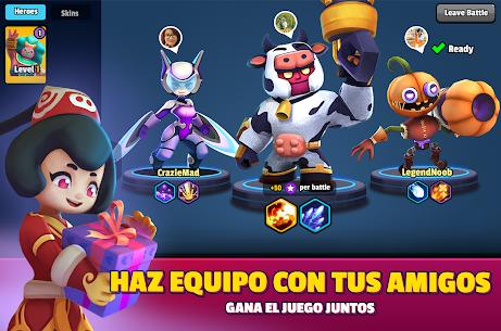 Heroes Strike – 3v3 MOBA y Battle Royale 5