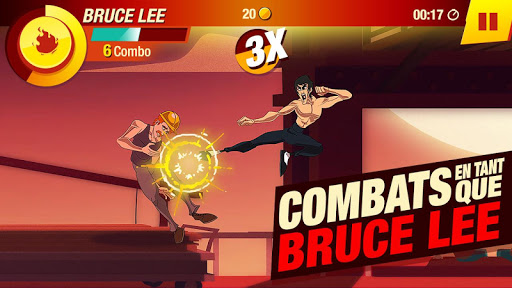 Bruce Lee : Le jeu  captures d'écran 1