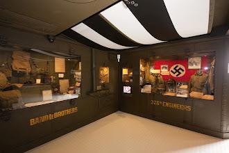 """Photo: Museum """"Dead Man's Corner"""" in Saint-Come-du-Mont"""
