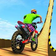 Trial Bike Racing Stunts : New Stunt Bike Games