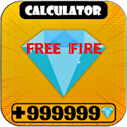 Diamond\ud83d\udc8eCalculator for Free Fire Free