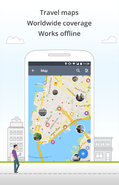 Sygic Travel Maps Offline Screenshot Image
