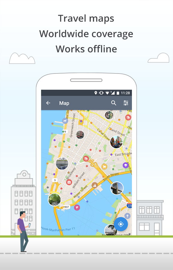 Sygic Travel Maps Offline- screenshot