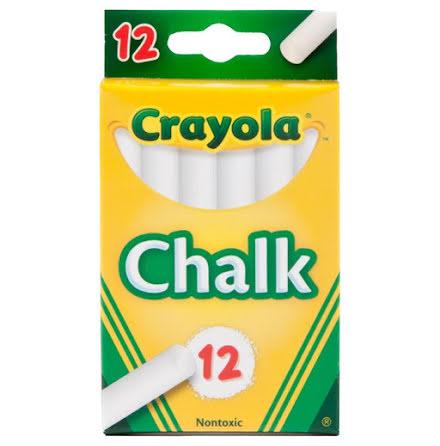 Crayola tavelkrita 12/ask