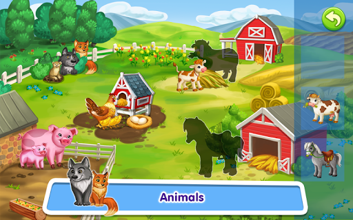 Educational puzzles - Preschool games for kids 1.3.119 screenshots 3