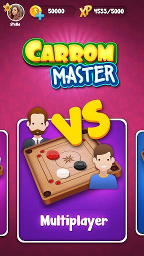 Carrom Master - Best Online Carrom Board Game screenshot 2