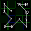 Number Knot - Number Puzzle icon