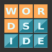 Word Slide - Train your brain!