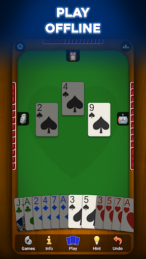 Hearts: Card Game apktram screenshots 6