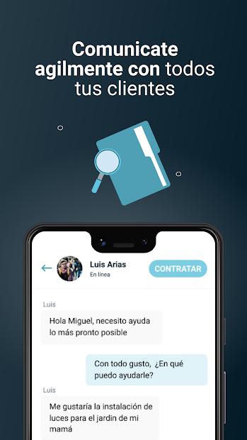 IKE App Profesional