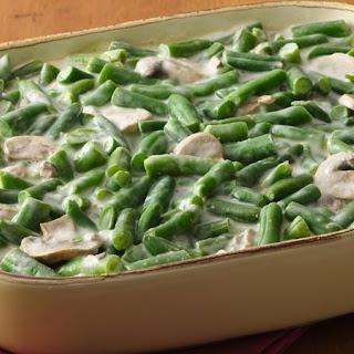 Gluten-Free Green Bean Casserole.