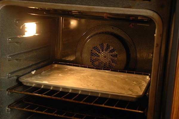 Bake in a preheated oven on the middle rack for 15 to 20 minutes.