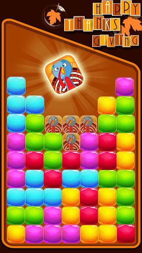 玩休閒App|キャンディブロック感謝祭の楽しみ免費|APP試玩