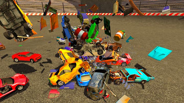 Derby Destruction Simulator Android App Screenshot