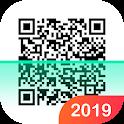 QR Scanner: QR Code Reader & Barcode Reader icon