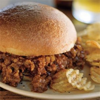 Real Sloppy Joes