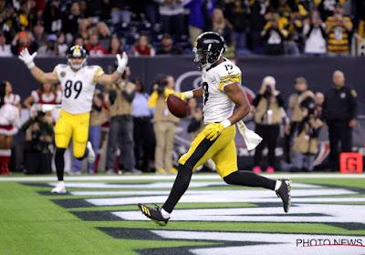NFL : Les Pittsburgh Steelers ne font qu'une bouchée des Carolina Panthers