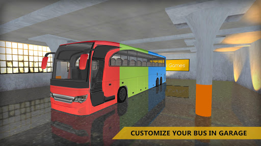 Bus Hill Climbing Simulator - Free Bus Games 2020 2.0.1 screenshots 10
