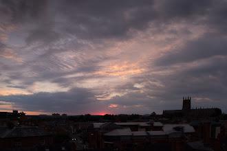 Photo: July 5th (sunset)