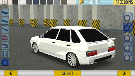 Russian Cars: 99 and 9 in City 1.2 screenshot 582678