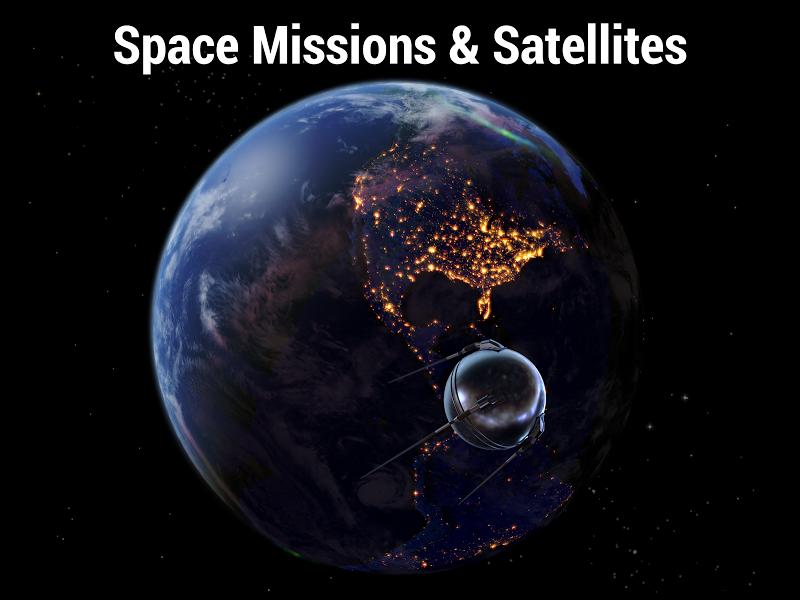 Solar Walk 2 - Spacecraft 3D & Space Exploration Screenshot 8