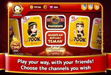 play PMANG CAPSA SUSUN with BBM on pc & mac