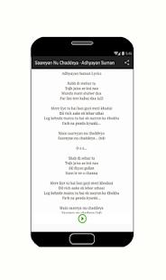 Saareyan Nu Chaddeya - Adhyayan Suman - náhled