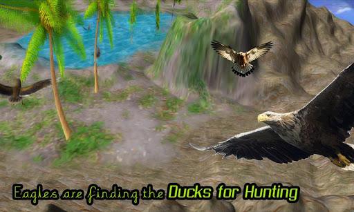 玩免費冒險APP|下載鸭救援野鹰攻击 app不用錢|硬是要APP