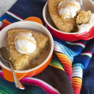 Mexican Skillet Corn Cake.