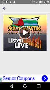 92.1 WVTK - náhled