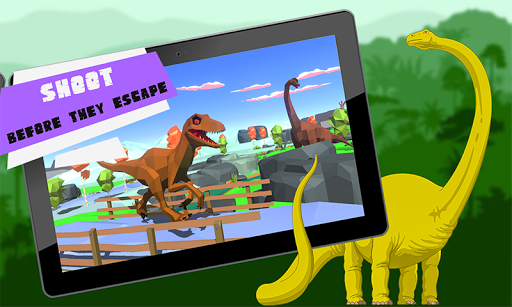 Télécharger Gratuit Wild Dinosaur Hunter: Dino Hunting Games apk mod screenshots 4