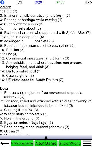 Arrow Crossword screenshots 22