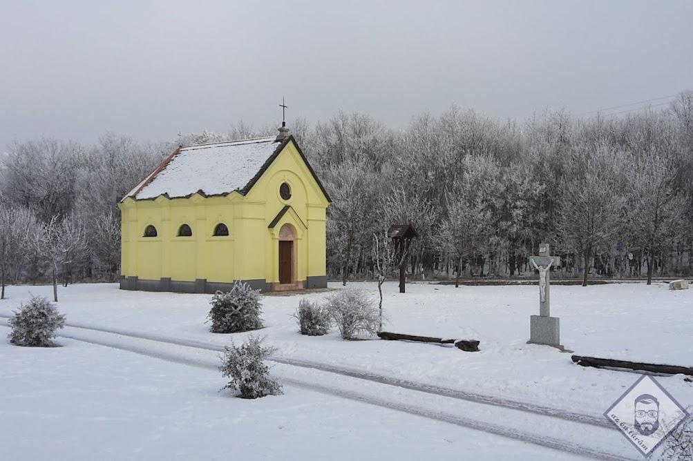 KÉP / Kis Szent Teréz-kápolna
