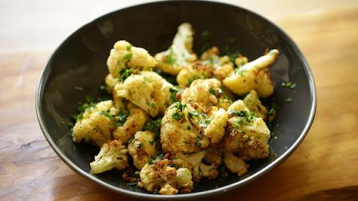 Delicious Air Fryer Cauliflower