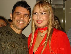 Photo: Eu e Rosana.