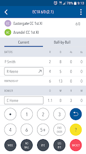 Play-Cricket Scorer- screenshot thumbnail