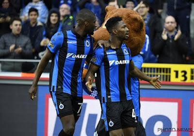 Le Club de Bruges retrouve des ailes pour aller à Courtrai