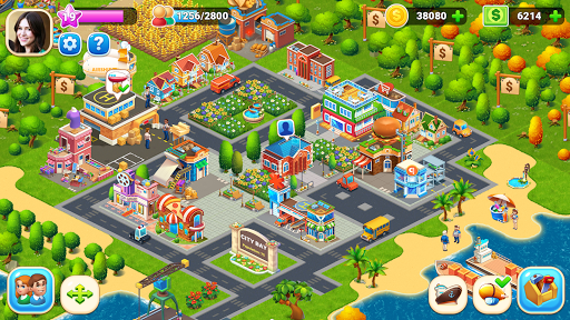 Farm City : Farming & City Building 2.2.3 screenshots 6