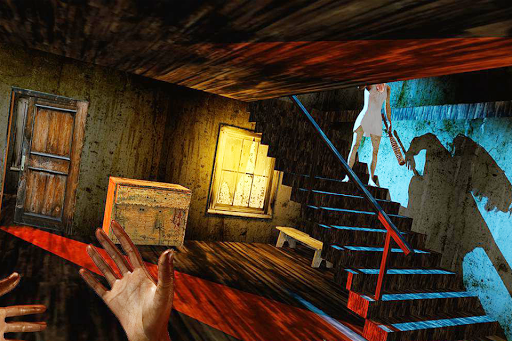 Scary Granny: Horror Neighbour Game  screenshots 5