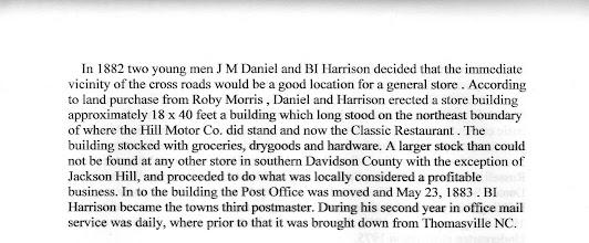 Photo: Early Denton History
